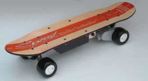 Remote Control Skateboard / Electric Skateboard (RC24V-400B)