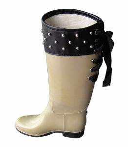 PVC Horse Riding Boots pictures & photos
