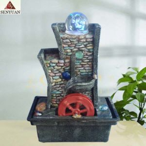 Polyresin Indoor Fountain (SY908008)