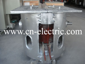 Electric Aluminum Melting Furnace pictures & photos