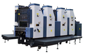 Multi-Color Offset Printing Machine (AC456) pictures & photos