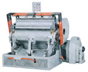 Paper Creasing and Cutting Machine pictures & photos