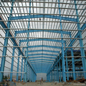 Steel Structure Warehouse (SSW-023) pictures & photos