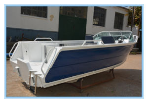 Hot Sale 5m/17FT Aluminum Fishing Boat Runabout Boat pictures & photos