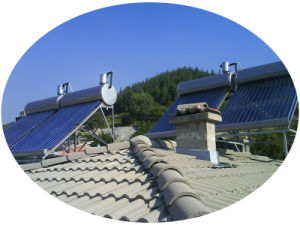 Thermosyphone Non-Pressure Solar Water Heater