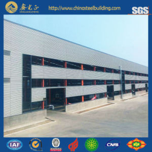 Steel Structure Building/Prefabricated Steel Warehouse (SSW-14510) pictures & photos