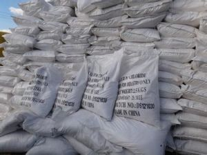High Quality Industry Grade Calcium Chloride Granular 74% 77% pictures & photos