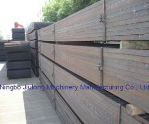 Stock Steel Flooring with Ce Approval pictures & photos