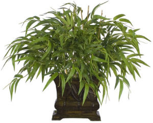 Artificial Bamboo Plants Potted