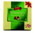 5 Pieces Paper Gift Box Chocolate (G05G)