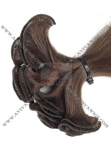 Hand Made Human Weft (AV-HE063) pictures & photos