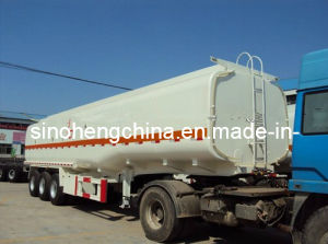 20-25m3 Oil / Fuel Tank Semi Trailers pictures & photos