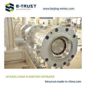 Btrust Planetary Extruder for PVC Film Calendering with German Spindles pictures & photos