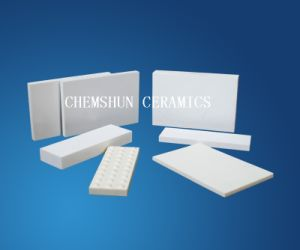High Alumina Wear Ceramic Tiles Plate for Wear Liner pictures & photos