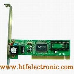 10/100M PCI Lancard (Small Board)
