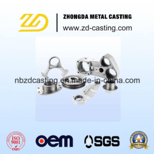 Manchining with Lost Wax Casting for Industry Furnace pictures & photos