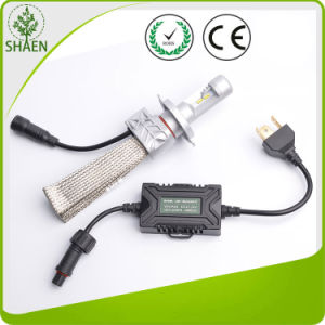 Hot Sale Fanless 4000lm Philips Car LED Headlight pictures & photos