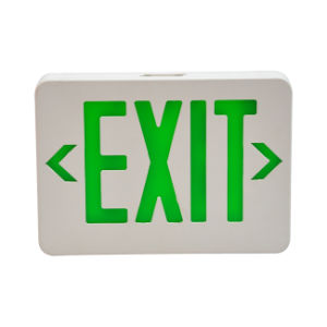 180mins Fire Retardant ABS UL LED Exit Sign pictures & photos