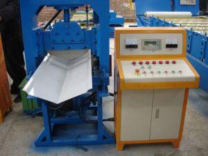 ISO9001 Certificate Sb400 Ridge Cap Roll Forming Machine