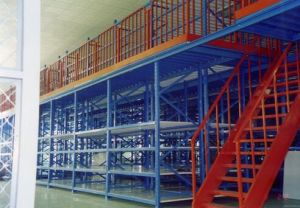 Heavy Duty Warehouse Storage Racks with Auto Spare Parts pictures & photos
