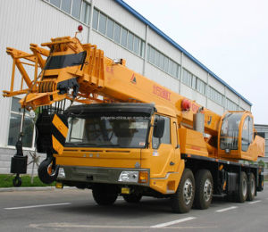 35 Tons Mobile Truck Crane with Weichai Engine pictures & photos