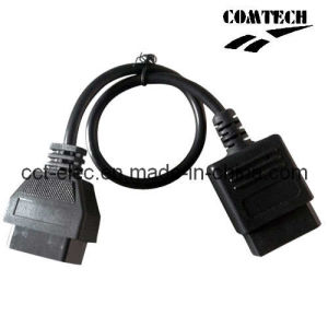 J1962 OBD II 16p Female for Nissan Cable pictures & photos