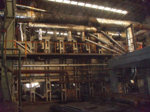 Pusher Type Reheating Furnace for Smelting