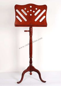 Wooden Music Sheet Stand (MS006) pictures & photos