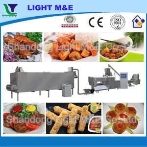 Top Quality Suppliers of Automatic Soya Chunks Making Machines pictures & photos
