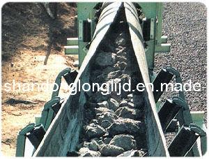 China Tubular Pipe Belt Conveyor Ruber