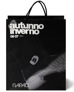 Paper Shopping Bags (JS-003)