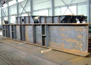 Mild Steel / Light Steel Structure / H-Beam/Galvanized Steel / Steel Processing / Steel Parts (STC-XG003)