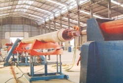 Fiberglass Tank Winding Machine pictures & photos