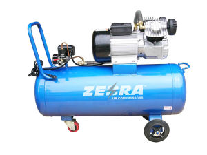 One Stage Oil-Lubricated Reciprocating Belt Drive Air Compressor (LW3070V)