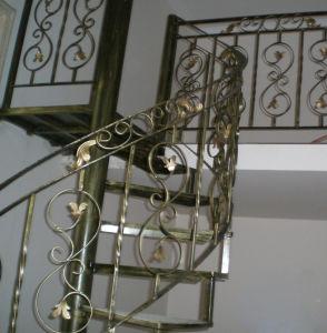 Iron Stair Handrail XJ069