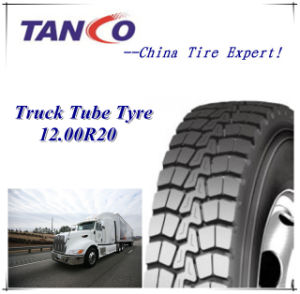 12.00r20 Truck Radial Tube Tyre pictures & photos
