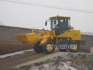 Wheel Loader (ZL12F) pictures & photos