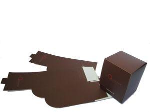 Chocolate Paper Box/Foldable Box/Paper Box/Gift Paper Box/ (CP4051)