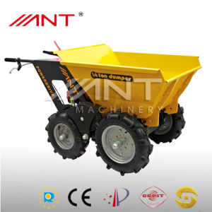 Golden Manufacturers Hot Sale in Oceania Dump Truck Mimi Loader Power Barrow Wheel Barrow Sand Loader pictures & photos