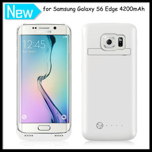 4200mAh Rechargeable Backup Battery for Galaxy S6 Edge pictures & photos