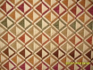 Jacquard Fabric - 2
