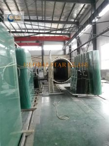 3+3, 4+4, 5+5, 6+6mm Clear Laminated Glass pictures & photos