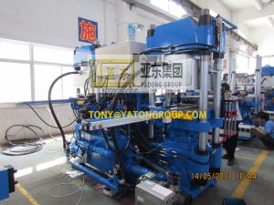 Rubber Vacuum Molding Press (YA-HV-200T) pictures & photos