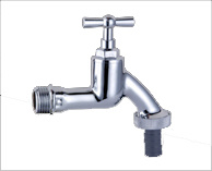 Bib Tap Polished Chrome Plated pictures & photos