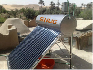 Solar Energy Heater for Shower, Hot Water pictures & photos