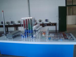 Thremal Power Plant Model of Industrial Models, Simulation Models, Education Demonstrational Models