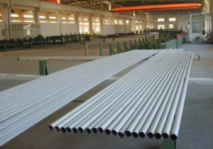 Tp316L Stainless Steel Seamless Tube pictures & photos