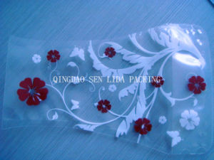 Special Shape Flower Packaging Bag pictures & photos
