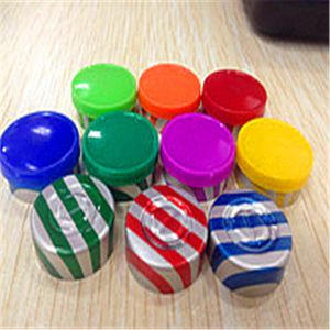 Colored Flip off Cap for Glass Vials pictures & photos