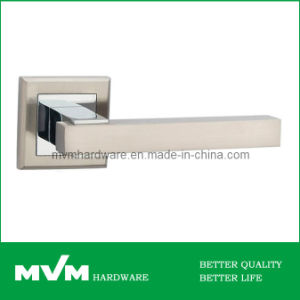 Zamac Door Handle (Z1290E8) pictures & photos